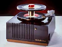 RCA 45 rpm record player