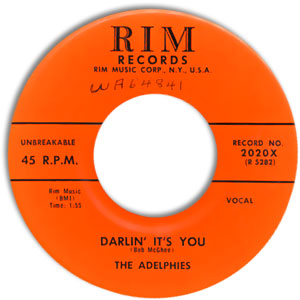 Darlin' It's You/ Kathleen