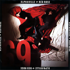 Classic 45 Record: Red Rose by Alphaville (Atlantic 89292, 1986)