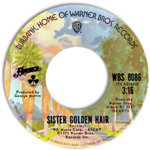Sister Golden Hair/ Midnight