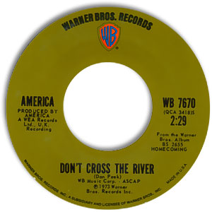 Don't Cross The River/ To Each His Own