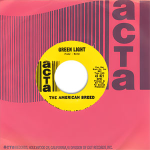 Green Light/ Don't It Make You Cry