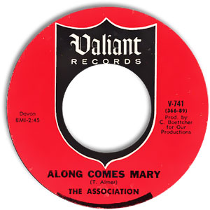 Along Comes Mary/ Your Own Love