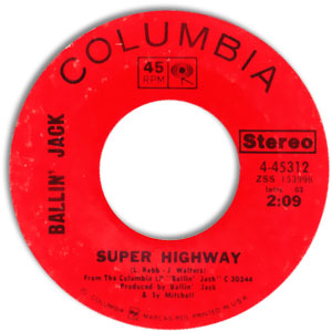 Super Highway/ Only A Tear