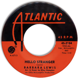Hello Stranger/ Think A Little Sugar