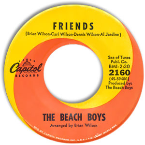 Beach Boys - Friends/ Little Bird
