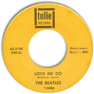 Love Me Do/ P.S. I Love You