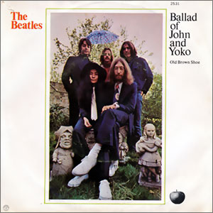 The Ballad Of John And Yoko/ Old Brown Shoe