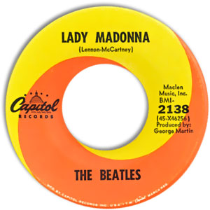 Lady Madonna/ The Inner Light