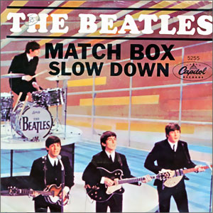 Matchbox/ Slow Down