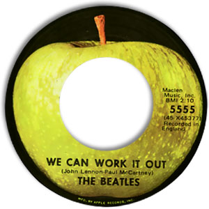 We Can Work It Out/ Day Tripper
