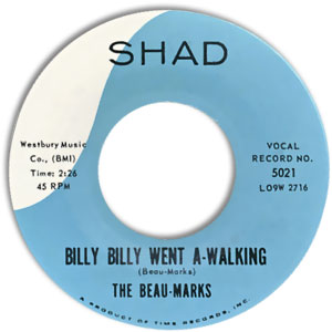 Billy Billy Went A-Walking/ Cause We're In Love
