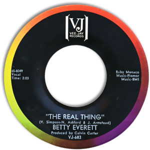 The Real Thing/ Gonna Be Ready