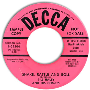 Shake, Rattle and Roll/ A.B.C. Boogie