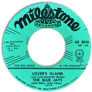 Lover's Island/ You're Gonna Cry