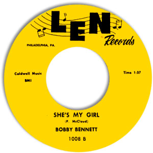 The Plea/ She's My Girl