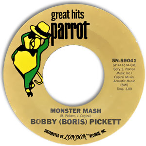 Monster Mash/ Monsters' Mash Party