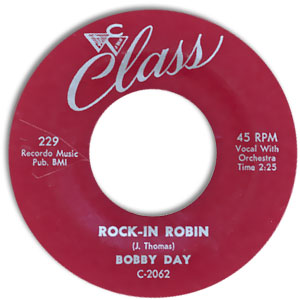 Rock-in Robin/ Over and Over