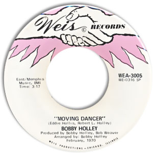 Moving Dancer/ Baby, I Love You