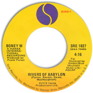 Rivers of Babylon/ Brown Girl in the Ring