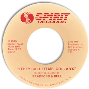 (They Call It) Mr. Dollar's/ Pt. Two