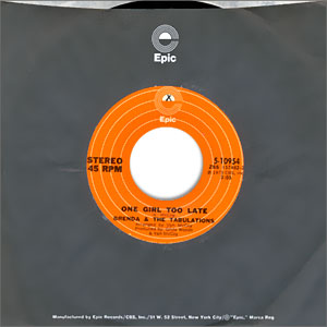 One Girl Too Late/ Magic Of Your Love
