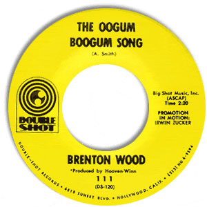 The Oogum Boogum Song/ I Like The Way You Love Me