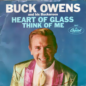 Think Of Me/ Heart of Glass