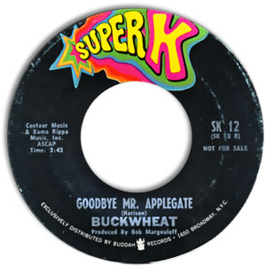 Radio/ Goodbye Mr. Applegate