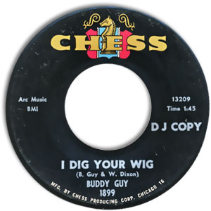 I Dig Your Wig/ My Time After While