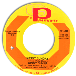 Lovey Dovey - You're So Fine/ Sunny Sunday