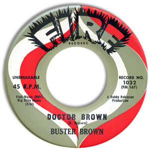 Doctor Brown/ Sincerely