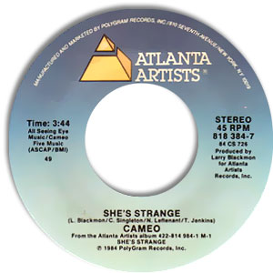 She's Strange/ Tribute To Bob Marley