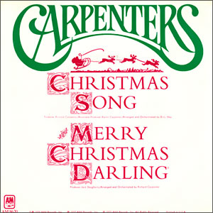 Christmas Song/ Merry Christmas Darling