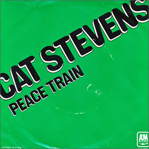 Peace Train/ Where Do The Children Play