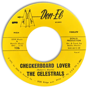 Checkerboard Lover/ I Feel It Coming On