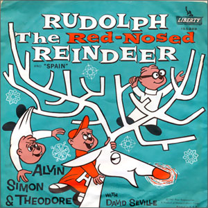 Rudolph The Red-Nosed Reindeer/ Spain