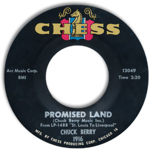 Promised Land/ Things I Used To Do