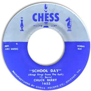 School Day (Ring! Ring! Goes The Bell)/ Deep Feeling