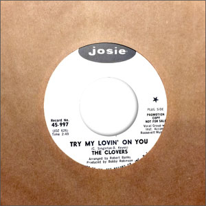 Try My Lovin' On You/ Sweet Side of a Soulful Woman