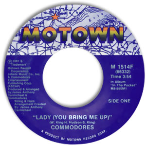 Lady (You Bring Me Up)/ Gettin' It
