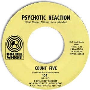 Psychotic Reaction/ They're Gonna Get You