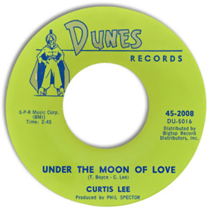 Under The Moon of Love/ Beverly Jean
