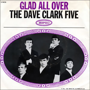 Glad All Over/ I Know You
