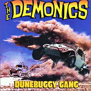California Nightmare/ Mavericks - Dune Buggy Gang