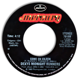 Come On Eileen/ Let's Make This Precious