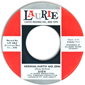 Abraham, Martin & John/ Daddy Rollin' (In Your Arms)