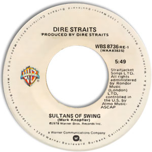 Sultans of Swing/ Southbound Again