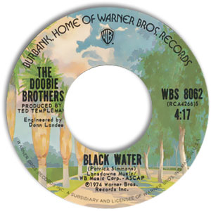 Black Water/ Song To See You Through