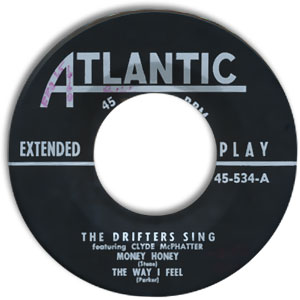 The Drifters Sing (EP)